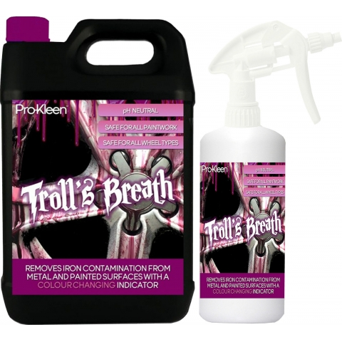 Pro-Kleen Troll's Breath Iron Contamination Fallout Remover